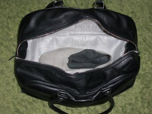 Innenraum Sporttasche