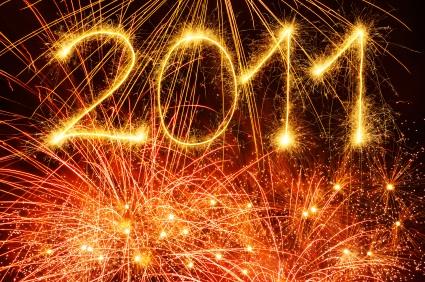 New Years Eve mit taschenwahn