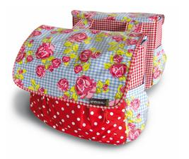 BASIL ROSA-DOUBLE BAG