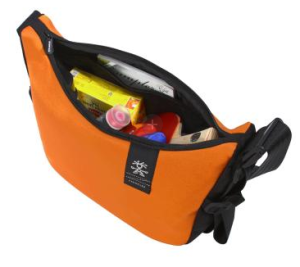 crumpler prime mover orange innenansicht
