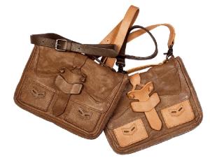 Hoss Intropia Schultertasche oder Schultasche