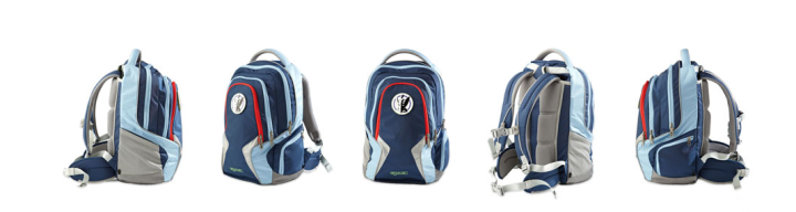 ergomax - der ergobag Schulrucksack für große Jungs