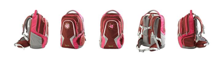 ergomax - der ergobag Schulrucksack für große Mädels