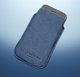 Liebeskind Berlin iphone2 Vintage mid blue