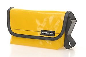 Freitag Hawai Five-0 Model F41 Messengertasche gelb