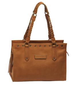 Kate Moss for Longchamp Shopper fuchsbraun