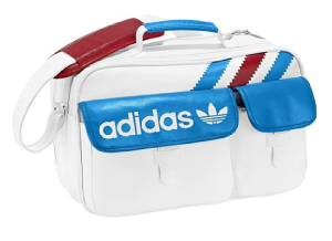 adidas 3 stripes Airline in weiß