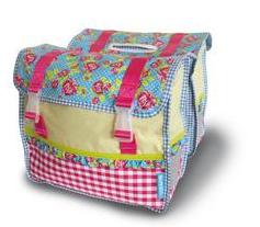 BASIL Jasmin Double Bag Fahrradtasche für Kids