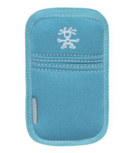 crumpler Giordano Special 80 - iPhone sleeve in hellblau