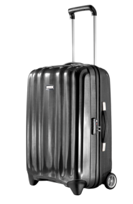 Samsonite Cubelite Upright 66cm Graphite