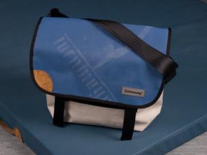 Zirkeltraining Tasche Bock Messenger Bag mit Turnmatte
