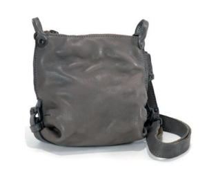 aunts and uncles Handtasche Miss Dog Bisquit - ash grey