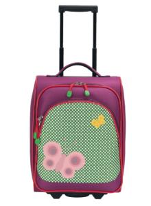 Kindertrolley Butterfly Travelite Youngster Kollektion