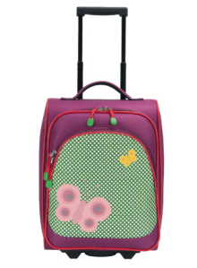 Kindertrolley Butterfly Travelite Youngster Kollektion