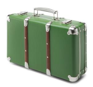 Manufactum Pappkoffer mit Holzleisten