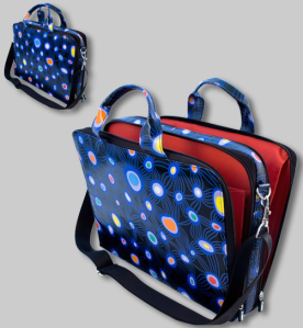 Pylones Laptoptasche Voyage - Space