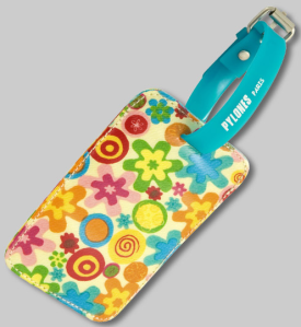 Pylones Luggage Tag 1000fiori
