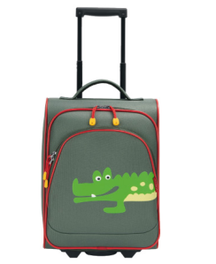 Travelite Kindertrolley Krokodil