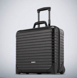 Rimowa Salsa Business Trolley 23 Liter schwarz