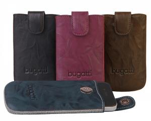 Bugatti slimcase leather unique