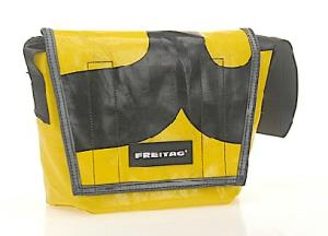 Freitag Messenger Tasche F11 Lassie - gelb