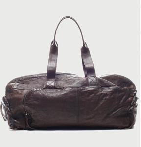 Joop! Reisetasche Thornton aus Leder für Männer