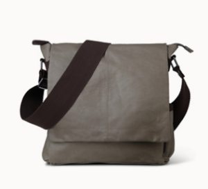 Marc O'Polo Messengertasche aus Canvas