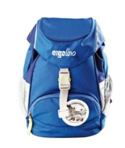 ergolino Kindergartenrucksack von ergobag blau