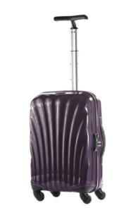 Samsonite Cosmolite Bordgepäck in violett