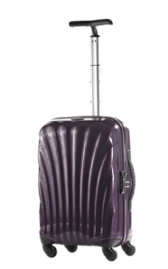 Samsonite Cosmolite Bordgepäck in violett