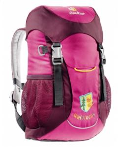 deuter Kinderrucksack Waldfuchs pink