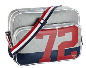 adidas Collegiate Airline Jersey Bag