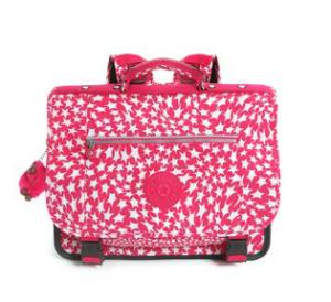 Kipling Schulranzen Wolly M pink