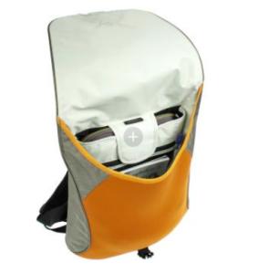 Prime Cut Rucksack von crumpler für iPad und Laptop in orange