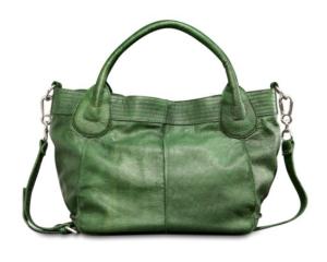 Liebeskind Berlin Handtasche Lina in grün