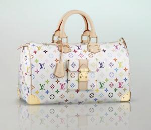 Louis Vuitton Speedy 40 Multicolore