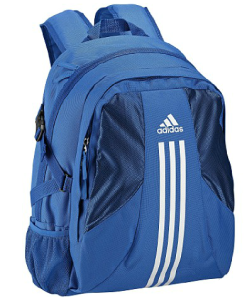 adidas Schulrucksack Back-to-school power Backpack in Prime blue