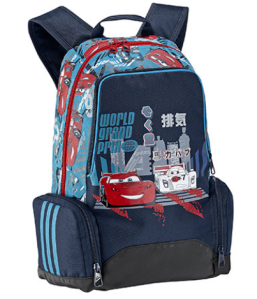 adidas Kinder Disney Backpack Medium Collegiate Nacy Light Scarlet