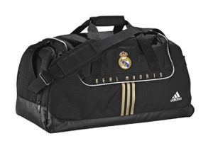 adidas Männer Real Madrid Team Bag Sporttasche