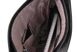 BREE Handtasche Brigitte 17 in Farbe schwarz Innenleben