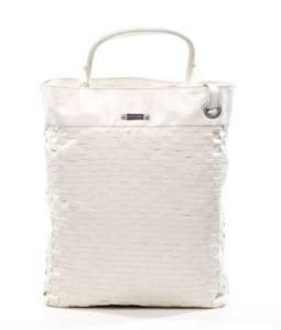 FREITAG Handtasche R515 Williams Flechtwerk weiß