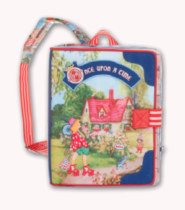 Oilily Kinderrucksack Square Backpack