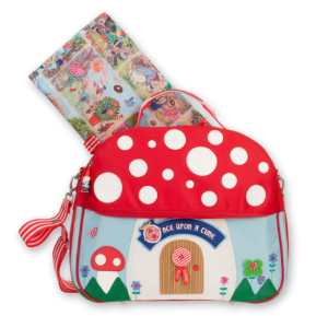 Oilily Wickeltasche OES Babybag once upon a time