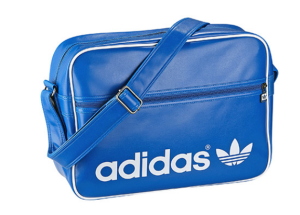 adidas Airline Bag Bluebird white