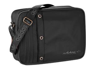 adidas Airline Bag schwarz elegant