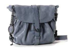 aunts&uncles kleine Handtasche Miss Truffle in faded blue