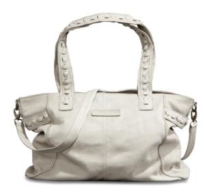 Bella White Vintage Lederhandtasche von Liebeskind Berlin