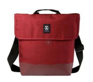 Crumpler Private Surprise Sling Tablet in firebrick red - rot
