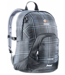 deuter Rucksack Fellow black check
