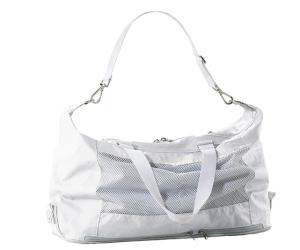 Frauen Tennis Bag von adidas by Stella McCartney hochgeklappt